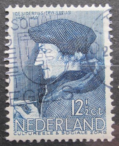 Poštovní známka Nizozemí 1936 Erasmus Rotterdamský Mi# 294 Kat 3.60€