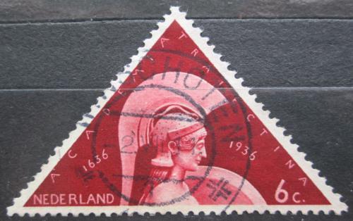 Poštovní známka Nizozemí 1936 Pallas Athene Mi# 295