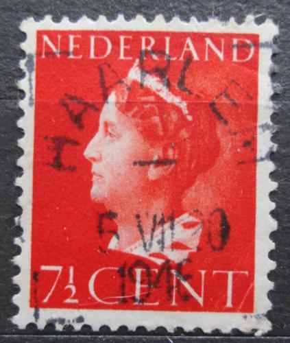 Poštovní známka Nizozemí 1940 Královna Wilhelmina Mi# 342