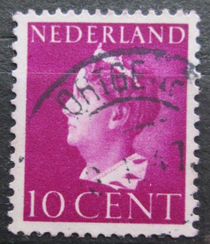 Poštovní známka Nizozemí 1940 Královna Wilhelmina Mi# 343