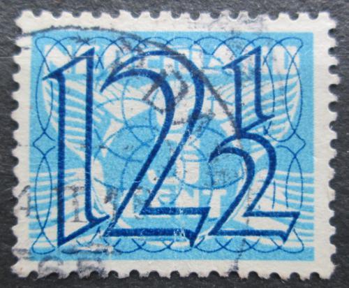 Poštovní známka Nizozemí 1940 Alegorie Letící holub pøetisk Mi# 361