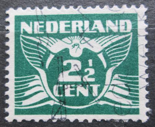 Poštovní známka Nizozemí 1941 Alegorie Letící holub Mi# 175 Eb