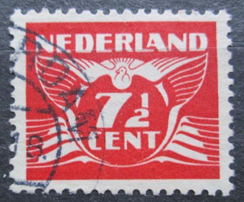 Poštovní známka Nizozemí 1941 Alegorie Letící holub Mi# 381