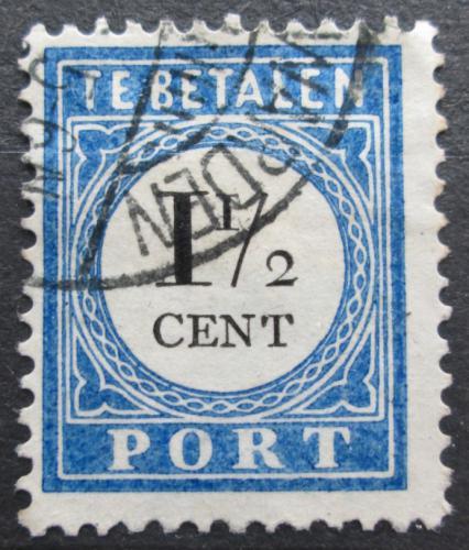 Poštovní známka Nizozemí 1894 Doplatní Mi# 14 I
