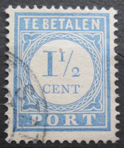 Poštovní známka Nizozemí 1912 Doplatní Mi# 46 AI