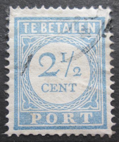 Poštovní známka Nizozemí 1912 Doplatní Mi# 47 A