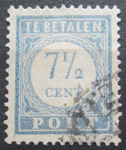 Poštovní známka Nizozemí 1912 Doplatní Mi# 51 AI