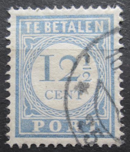 Poštovní známka Nizozemí 1912 Doplatní Mi# 53 AI
