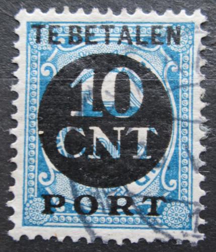 Poštovní známka Nizozemí 1924 Doplatní Mi# 67
