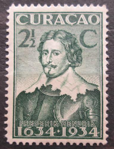 Poštovní známka Curacao 1934 Frederik Hendrik van Oranje-Nassau Mi# 128
