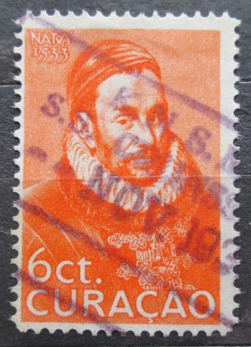 Poštovní známka Curacao 1933 Vilém I. Oranžský Mi# 124