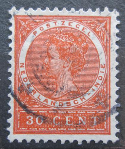 Poštovní známka Nizozemská Indie 1902 Královna Wilhelmina Mi# 51
