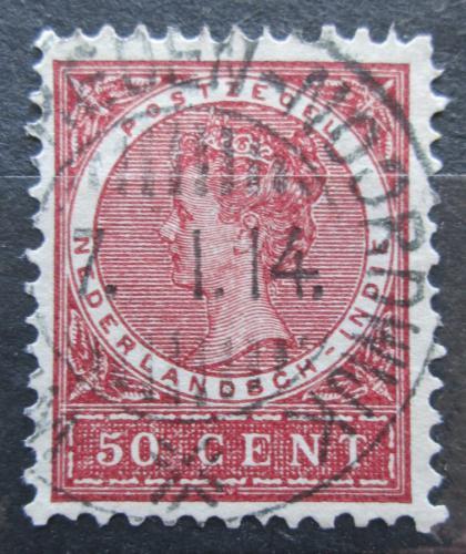 Poštovní známka Nizozemská Indie 1905 Královna Wilhelmina Mi# 52
