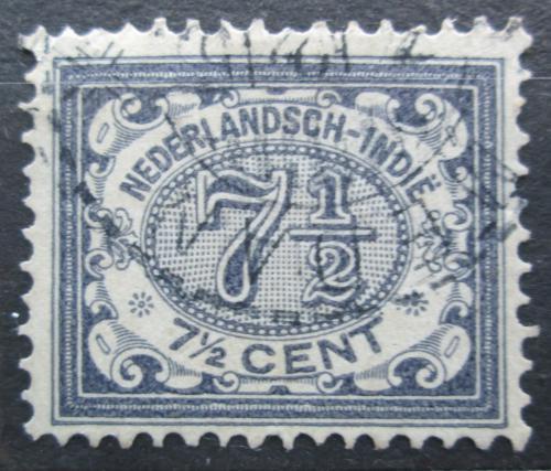 Poštovní známka Nizozemská Indie 1908 Nominální hodnota Mi# 57