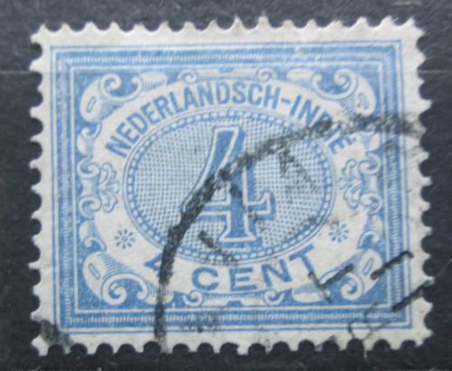 Poštovní známka Nizozemská Indie 1909 Nominální hodnota Mi# 97 Kat 10€