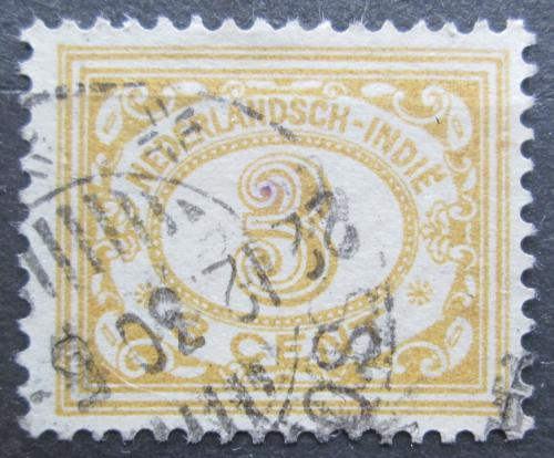 Poštovní známka Nizozemská Indie 1912 Nominální hodnota Mi# 111