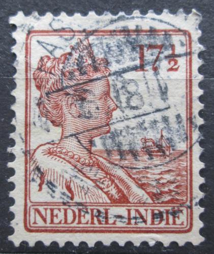 Poštovní známka Nizozemská Indie 1915 Královna Wilhelmina Mi# 117