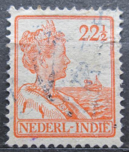 Poštovní známka Nizozemská Indie 1915 Královna Wilhelmina Mi# 119