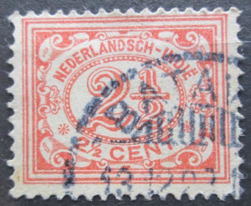 Poštovní známka Nizozemská Indie 1922 Nominální hodnota Mi# 139