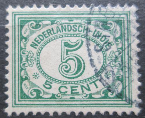Poštovní známka Nizozemská Indie 1922 Nominální hodnota Mi# 140