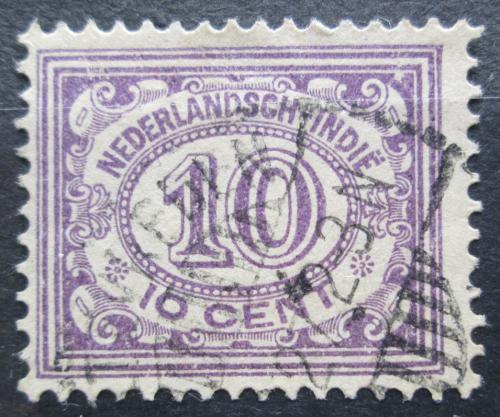 Poštovní známka Nizozemská Indie 1922 Nominální hodnota Mi# 142