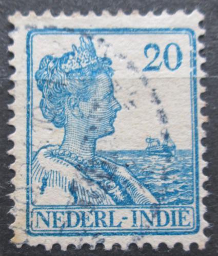 Poštovní známka Nizozemská Indie 1922 Královna Wilhelmina Mi# 144