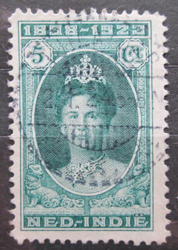 Poštovní známka Nizozemská Indie 1923 Královna Wilhelmina Mi# 149