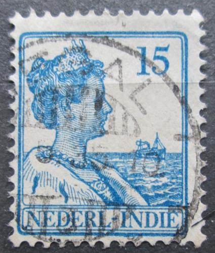 Poštovní známka Nizozemská Indie 1929 Královna Wilhelmina Mi# 171
