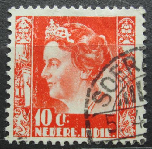 Poštovní známka Nizozemská Indie 1934 Královna Wilhelmina Mi# 213