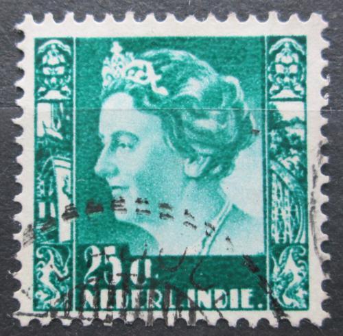 Poštovní známka Nizozemská Indie 1934 Královna Wilhelmina Mi# 217