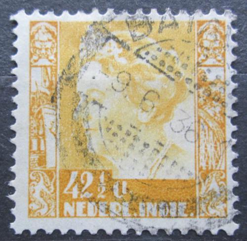 Poštovní známka Nizozemská Indie 1934 Královna Wilhelmina Mi# 222