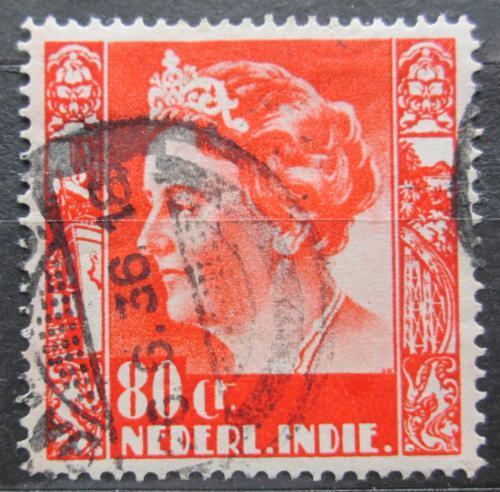 Poštovní známka Nizozemská Indie 1934 Královna Wilhelmina Mi# 225