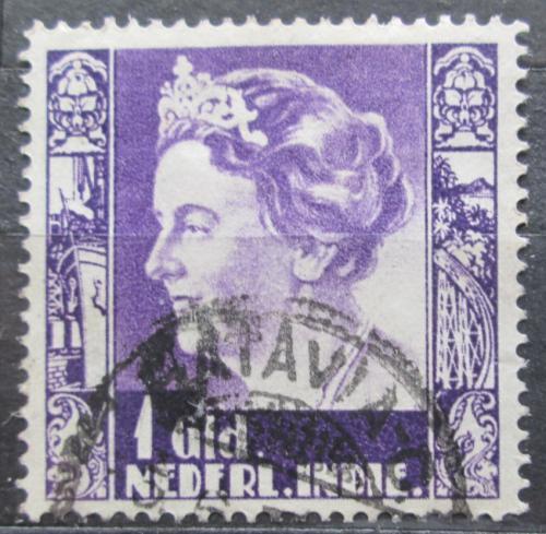 Poštovní známka Nizozemská Indie 1934 Královna Wilhelmina Mi# 226