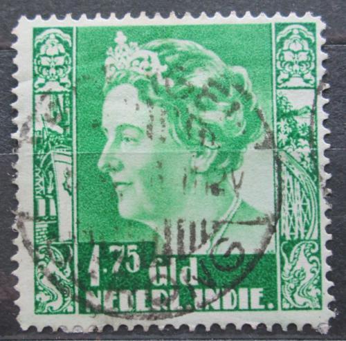 Poštovní známka Nizozemská Indie 1934 Královna Wilhelmina Mi# 227 Kat 15€