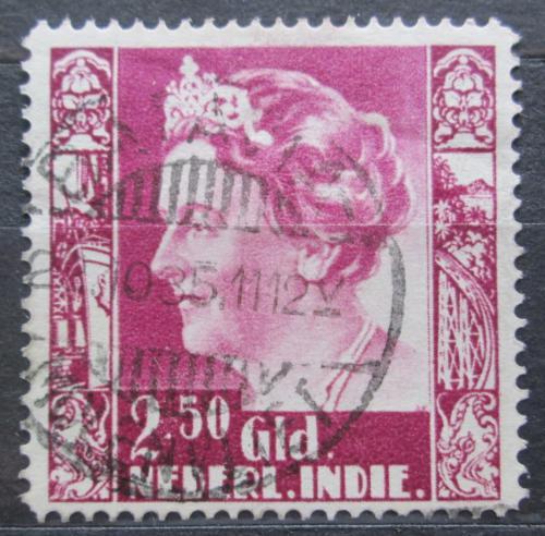 Poštovní známka Nizozemská Indie 1934 Královna Wilhelmina Mi# 228
