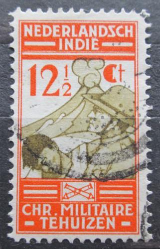 Poštovní známka Nizozemská Indie 1935 Dìlostøelec Mi# 232