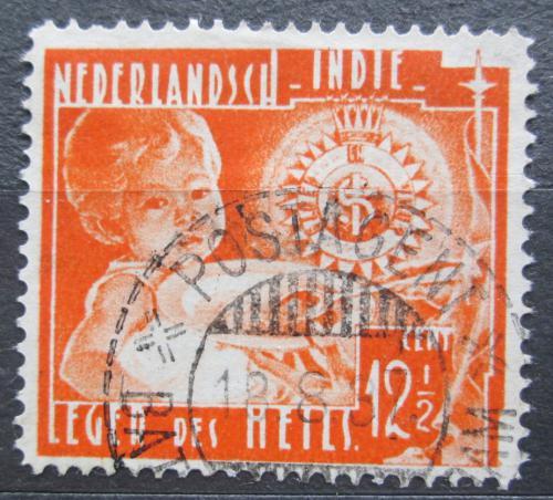 Poštovní známka Nizozemská Indie 1936 Armáda spásy Mi# 237