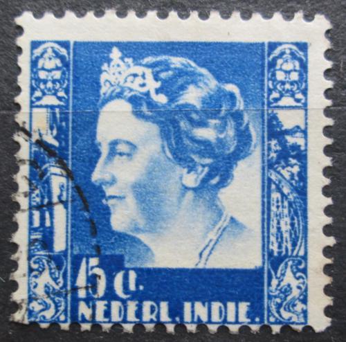 Poštovní známka Nizozemská Indie 1934 Královna Wilhelmina Mi# 215