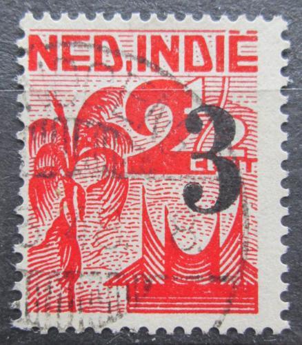 Poštovní známka Nizozemská Indie 1947 Palma pøetisk Mi# 338