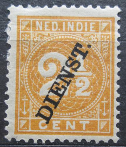 Poštovní známka Nizozemská Indie 1911 Nominální hodnota, úøední Mi# 8