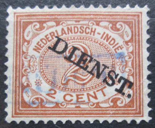 Poštovní známka Nizozemská Indie 1911 Nominální hodnota, úøední Mi# 11