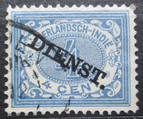 Poštovní známka Nizozemská Indie 1911 Nominální hodnota, úøední Mi# 14