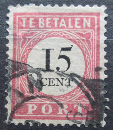 Poštovní známka Nizozemská Indie 1895 Doplatní Mi# 18 Kat 3.50€