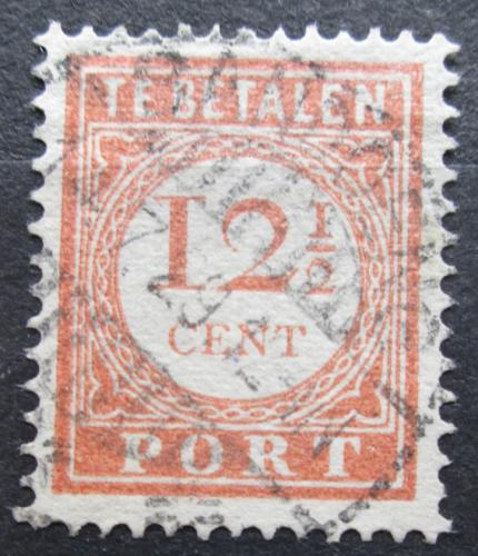 Poštovní známka Nizozemská Indie 1933 Doplatní Mi# 21
