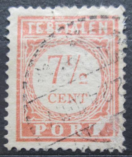 Poštovní známka Nizozemská Indie 1921 Doplatní Mi# 32
