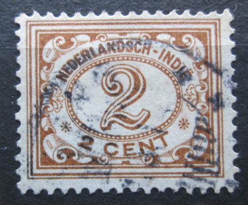 Poštovní známka Nizozemská Indie 1912 Nominální hodnota Mi# 109