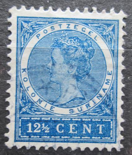 Poštovní známka Surinam 1904 Královna Wilhelmina Mi# 55