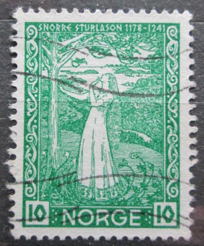 Poštovní známka Norsko 1941 Královna Ragnhild Mi# 259