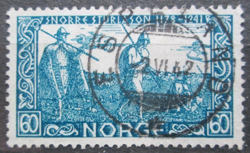 Poštovní známka Norsko 1941 Váleèníci Mi# 264