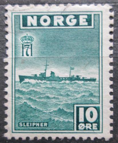 Poštovní známka Norsko 1943 Loï Mi# 278